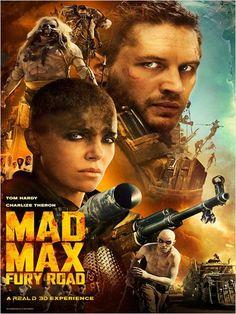 Mad Max: Fury Road : Kinoposter