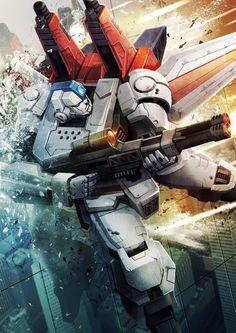 cartoons poster Jetfire by zhuyukun. Transformers Jetfire, Transformers Movie, Gundam Wallpapers, Nova Era, Cartoon Posters, Animation, Classic Cartoons, Cultura Pop, Comic Book