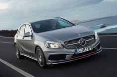 New Mercedes-Benz A-Class  wow