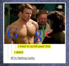 This made me laugh out loud! GOOGLE indeed
