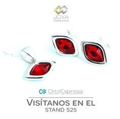 Asiste a Expo Joya y llévate lo mejor de Ortiz Espinosa. Recibe tu invitación al enviar tus datos vía inbox o al completar nuestro formulario.