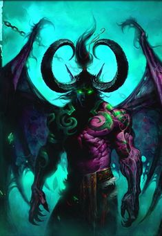 """Illidan Stormrage was the self-proclaimed Lord of Outland, ruling from the Black Temple. He was born a night elf and, as stated by Maiev Shadowsong, became """"neither night elf nor demon, but something more"""". He was the twin brother of Malfurion Stormrage and was in love with Tyrande Whisperwind. Once an unusually gifted sorcerer, the extent of his powers became difficult to classify due to his powers increasing in large bursts as a Demon Hunter and his having absorbed the powers of the..."""
