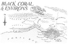 Black Coral / MALAZAN BOOK OF THE FALLEN ~ Steven Erikson / Ian C. Esslemont