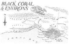 BlackCoral_Environs / MALAZAN BOOK OF THE FALLEN ~ Steven Erikson / Ian C. Esslemont