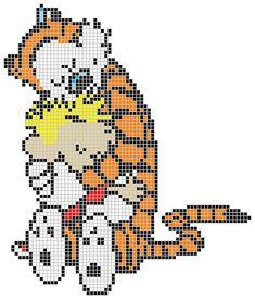 Calvin and Hobbes by M0uthyMerc.deviantart.com on @DeviantArt