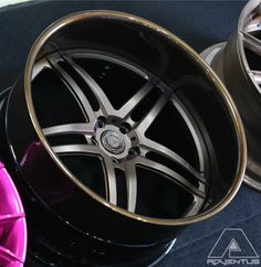 Adventus Forged SFR V4 split 5 star wheels