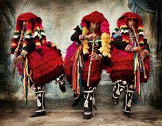 Fashion photographer turns lens to Peruvian highlands (Photo: Mario Testino / Queen Sofia Spanish Institute)