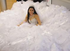 10 Biggest Gypsy Wedding Dress Biggest Gypsy Wedding Dress - This 10 Biggest Gypsy Wedding Dress ideas was upload on November, 26 2019 by admin. Here latest Biggest Gypsy Wedding Dr. Gypsy Wedding Gowns, Gipsy Wedding, Big Fat Gypsy Wedding, Big Wedding Dresses, Wedding Dress Sizes, Gorgeous Wedding Dress, Wedding Dress Sleeves, Designer Wedding Dresses, Bridal Dresses