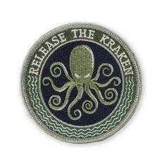 Release the Kraken Morale Patch