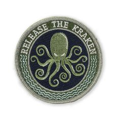 Release the Kraken Morale Patch