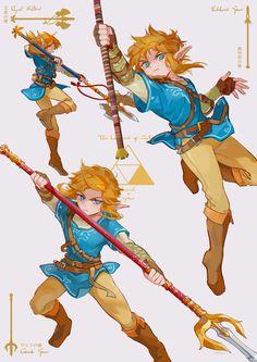 The Legend Of Zelda, Legend Of Zelda Breath, Breath Of The Wild, Zelda Hyrule Warriors, Botw Zelda, Link Art, Warrior Cats, Cool Art, Pokemon