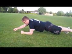 Pat Divilly Fitness Six Pack Workout