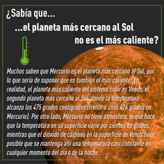 Cosmos, Weird Facts, Fun Facts, Good To Know, Did You Know, Spanish Teaching Resources, Love Store, Curious Facts, Sistema Solar