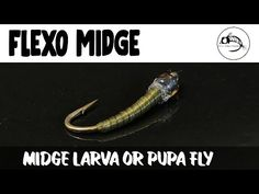 Fly Tying Patterns, Simple Pattern, Fish Food, Buzzer, Nymphs, Fish Recipes, Fly Fishing, Youtube, Easy