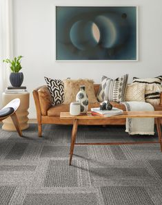 Ticket To Ride - Flint: All Area Rugs & Carpet Tiles by FLOR