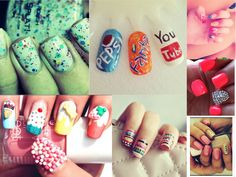 make your nails lovely