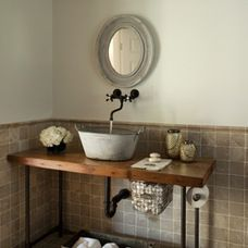 @roseluvsrealest #marthasvineyard #dreamhouse #realestate #roselovesrealestate #rosecourcier  contemporary bathroom by Martha's Vineyard Interior Design http://www.roselovesrealestate.com/houzz