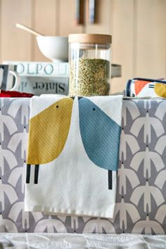 Dexam is proud to launch the Scion Living Kitchenware range. From the popular Scion Mr Fox to Scion Hedgehog, this fantastic collection features the finest Scion Living kitchen textiles.