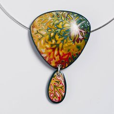Melanie Muir Vibrant Seaweed Pendant.jpg