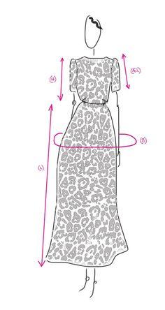 aed122110a4c Sysiden  23  Kjoler syet i jersey – skønt tema om masser af kjoler ...