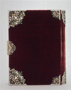 Livre de présentation vers 1845-1847  Author: Froment-Meurice François-Désiré (1802-1855) (attribué à)