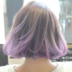 仲澤武 - HAIR Hair Color Auburn, Hair Dye Colors, Brown Hair Colors, Hairstyles With Curled Hair, Cool Hairstyles, Shot Hair Styles, Curly Hair Styles, Hair Dyed Underneath, Grunge Hair