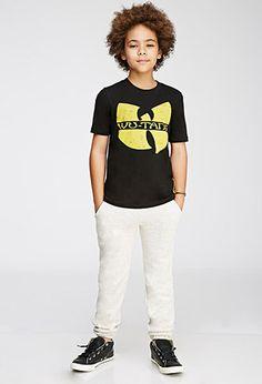 Wu-Tang Logo Tee (Kids) | FOREVER 21 BOYS | #f21kids