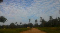 Morning in Batam, Indonesia