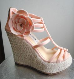 Jimmy Choo Shoe CAKE Beautiful Custom Unique Cakes for all Occasions. Gorgeous Cakes, Pretty Cakes, Amazing Cakes, Crazy Cakes, Fancy Cakes, Pink Cakes, Unique Cakes, Creative Cakes, Creative Food