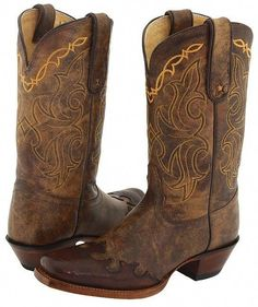Mid Calf Boots, Female that you can find in vast selection of patterns.  #Brownanklebootsoutfit Brown Ankle Boots Outfit, Brown Cowgirl Boots, Brown Leather Boots, Mid Calf Boots, Western Boots, Calf Leather, Western Cowboy, Winter Boots Outfits, Outfit Winter