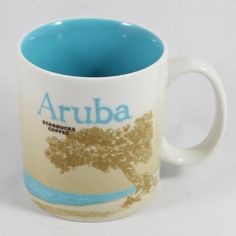 Starbucks Aruba Mug 16 Ounces ** Want to know more, click on the image.