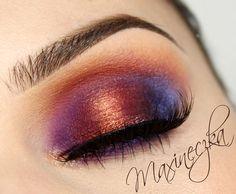 RUSTY SUNSET – Idea Gallery - Makeup Geek