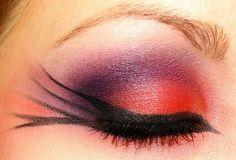 eyeshadow by autumn
