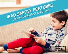 Are you using the iPad safety features? Learn simple ways that Guided Access can help protect your kids by...