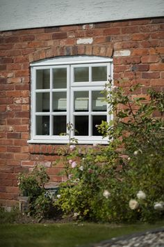 Georgian Style Windows With Free Quotes In Hampshire Georgian Windows, Cottage Windows, Free Quotes, Hampshire, Outdoor Structures, Colours, Style, Swag, Hampshire Pig