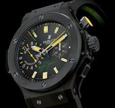 7458fac711d Marca Ayrton Senna - Produtos - Coleção de Relógios - Business - (Hublot -  Ayrton