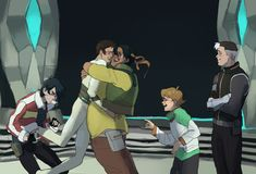 What a Healing Pod Can't Repair - Chapter 10 - Remember_Me - Voltron: Legendary Defender [Archive of Our Own]