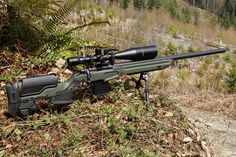 The U.S. Army is starting to replace the the aging Remington M24 with the XM2010 Enhanced Sniper …