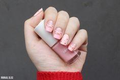 이니스프리 핑크빛 발레토슈즈 네일:) : 네이버 블로그