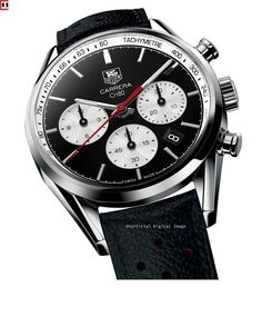 TAG Heuer Carrera Calibre CH80- Unofficial