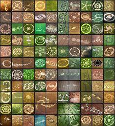 Crop circles A Quilt of Possibilities