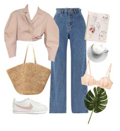 """""""call me by your name"""" by chanelandcoke ❤ liked on Polyvore featuring Flora Bella, STELLA McCARTNEY and NIKE"""