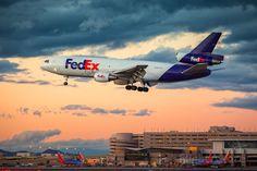Foto de FDX McDonnell Douglas DC-10 (N396FE) - FlightAware