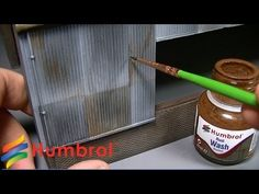 ▶ Humbrol - Weathering With Enamel Washes - YouTube