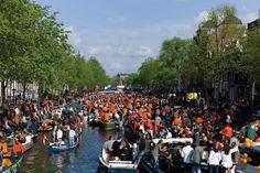 Ámsterdam en abril: Apuntad los planes que os esperan.