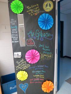 black neon classroom - Google Search