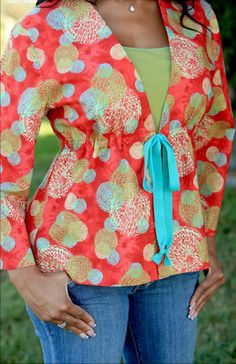 Quick-Tie Topper – IJ886 sewing pattern from IndygoJunction.com