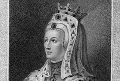 England's Queen Isabella, She-Wolf of France: Isabella of France