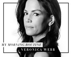 The healthy beauty secret that all supermodels live by, according to Veronica Webb