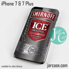 smirnoff ice original Phone case for iPhone 7 and 7 Plus
